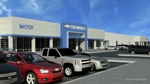 115101 george matick chevrolet rendering. Cars Review. Best American Auto & Cars Review